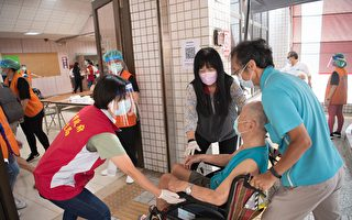 20台全新轮椅服务嘉市长者打疫苗
