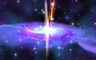 爆炸喷发物搅乱磁场 伽马射线爆谜团获解
