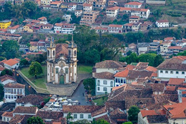 巴西, 圣方济各堂