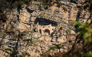 亞塞拜然的「仙女城堡」在峭壁上 來源成謎