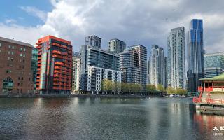 【移民英国】英楼价半月上涨0. 8% 创六年新高
