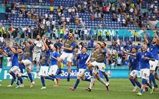 歐洲盃小組賽結束 16強捉對廝殺淘汰賽登場