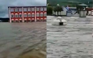 黑龙江、云南等省13条河流现超警洪水