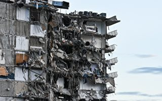 【更新】佛州12层大楼倒塌 51人下落不明