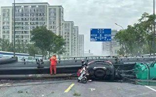 宁波名企老总父女被砸死 女儿刚回国