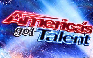 美国达人秀logo