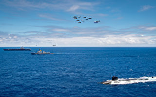 组图:美军频示潜艇 海狼级现身 意在沛公