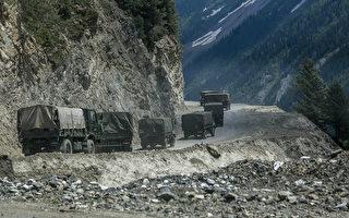 传印度向中印边境增兵5万 改采进攻型防御