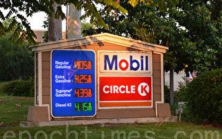 加州预算虽盈余 汽油税7月1日再增
