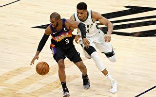 NBA季后赛:雄鹿47年后重返总决赛舞台
