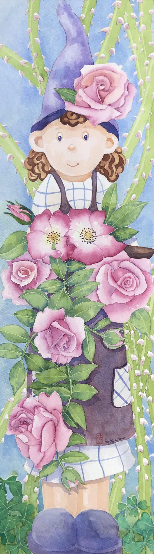 【北翠說畫】玫瑰姑娘