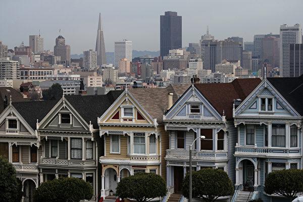 灣區租房價格遠未回到疫情前 外遷趨勢或長期保持