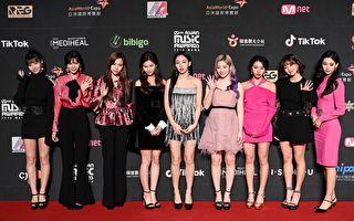 TWICE迷你十辑连三周告示牌在榜 为韩剧唱OST