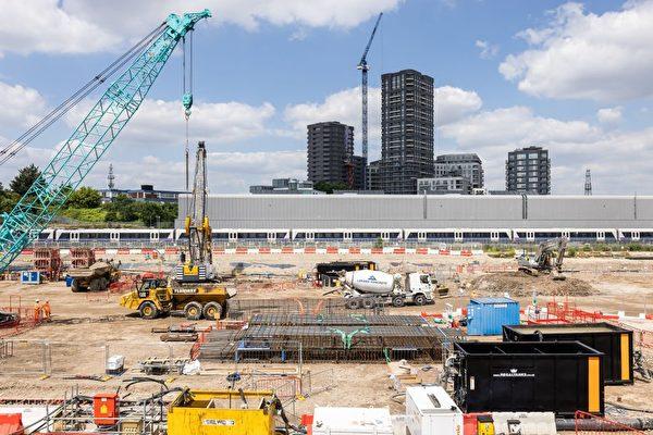 英国建筑活动旺盛 惟脱欧后欠技术和劳动力