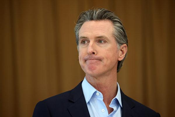 加州州長紐森面臨罷免 41人角逐特別選舉