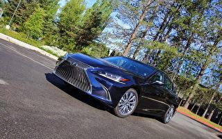 车评:首次四驱 2021 Lexus ES 250 AWD