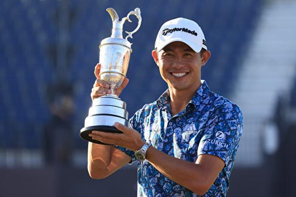 英國高球賽:森川奪生涯第二個大滿貫冠軍