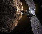 带讯息给未来人 小行星探测器Lucy将发射升空