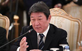 日本外相表示欢迎台加入CPTPP 台湾感谢
