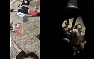 視頻:鄭州市民悼亡靈被擋 勇拆官方「圍牆」