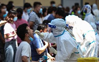 【一线采访】南京确诊者增 更多小区封区封门