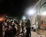 【一線採訪】南京封街封機場 市民熬夜檢測