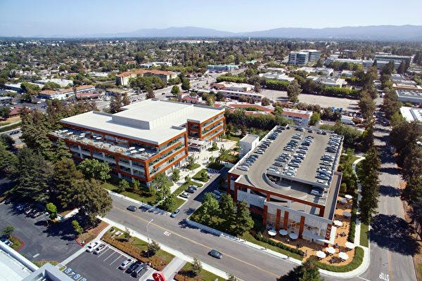 硅谷房地產市場火熱 投資商逾2億美元購買辦公樓