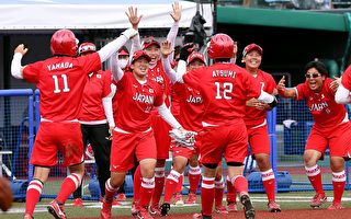 東奧女壘賽 日本3比2險勝墨西哥 連贏兩場