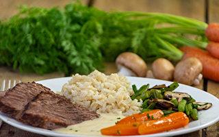 正確的飲食可以控制三高、維護腎臟健康。(Shutterstock)