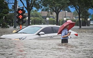 王維洛:無預警洩洪和城建偏失導致鄭州水災