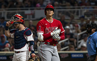 MLB日籍选手对决 大谷吞3K前田领败
