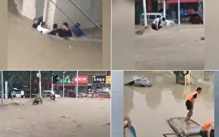 院長還原鄭大一附院720慘景 大水淹到三樓