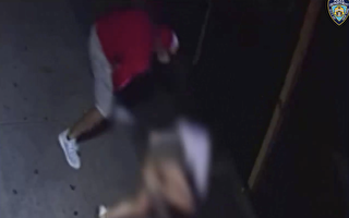 華埠5分局通緝 搶劫路人嫌犯