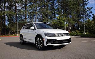 车评:新面孔 新设备 2021 Volkswagen Tiguan SEL