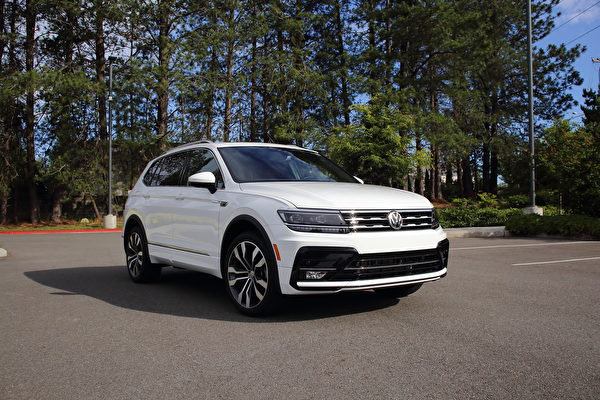 車評:新面孔 新設備 2021 Volkswagen Tiguan SEL
