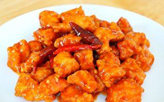 【美食天堂】左宗棠鸡做法~这样做最酥脆好吃!西方人最爱这道菜!