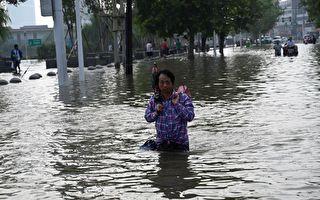 河南新鄉「共產主義渠」出險情 八年前同日同名大橋坍塌