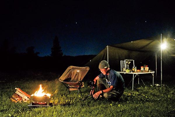 遊山玩水不會老﹗日本人氣爺爺教你如何露營