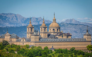 西班牙, 埃斯科里亞爾修道院