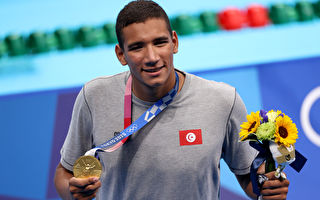 突尼斯小将爆大冷门 奥运400米自由泳夺冠