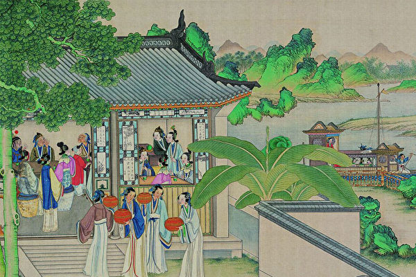 【馨香雅句】中國傳統色彩承載了哪些文化
