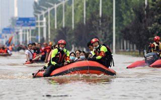 鄭州淹水 習視察西藏  分析:或對印、巴出兵