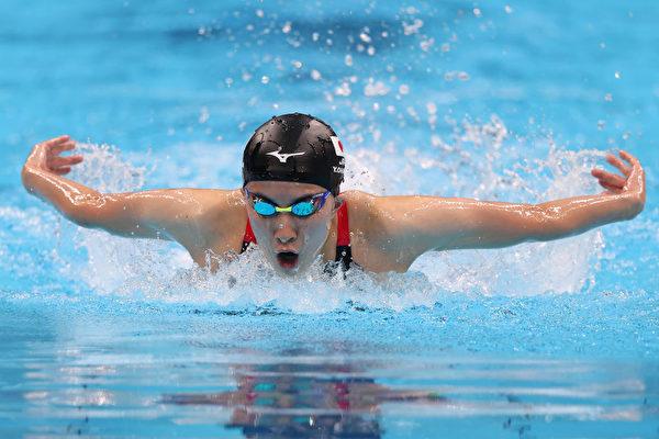 日女子混合泳400米夺金 决赛唯一亚洲代表