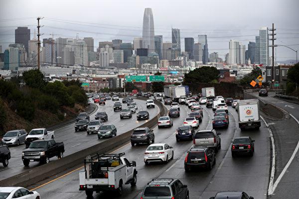 舊金山考慮收取「交通繁忙費」