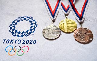 【東京奧運】獎牌榜及金牌榜(7月31日)