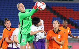 中國女足奧運三戰丟17球 小組墊底尷尬出局