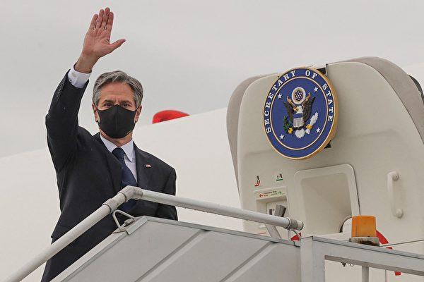 布林肯会见谭德塞 支持在中国再查病毒起源