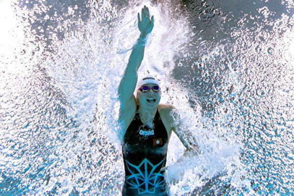 東奧7.29 何詩蓓以52.4秒再破100自亞洲紀錄 晉級決賽