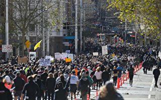【名家專欄】抗議疫情封鎖是對自由的追求