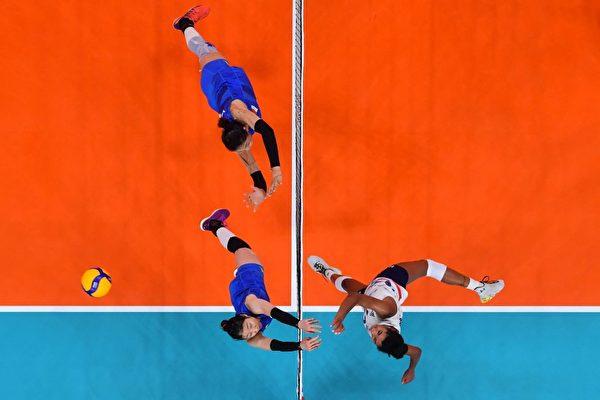 东奥中国女排三连败 小组赛濒临出局